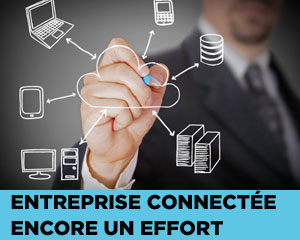 Dossier : Entreprise connecte, encore un effort