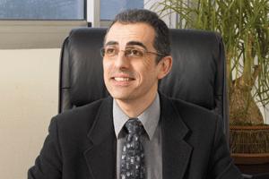 Bruno Sauviac, directeur de la formation à l'école d'ingénieurs Télécom Saint-Etienne.