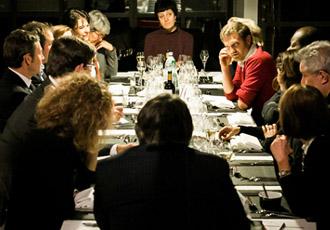 """Diner de la rédaction """"Numérique et RH"""""""