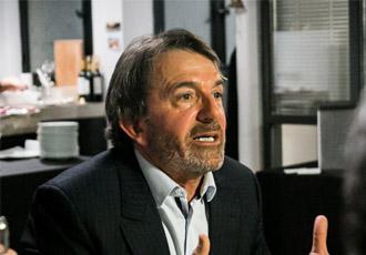 Jean-Luc Vergne, auteur du livre « Itinéraire d'un DRH gâté »