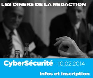 Diner-débat : cybersécurité dans l'industrie