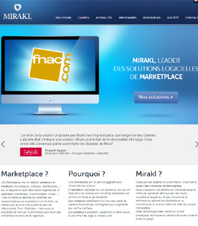 Mirakl voit l'avenir du e-commerce dans les marketplaces