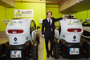 Eco-mobilité - Wattmobile lève plus d'1,5 million