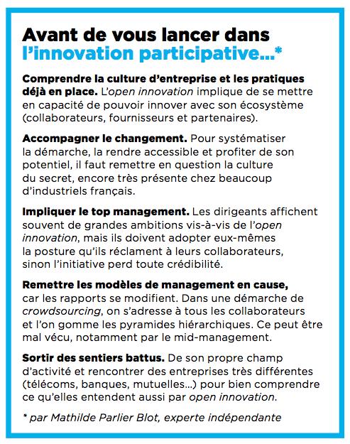 Avant de vous lancer dans l'innovation participative...