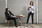 Anthony Gutman et Hanane El Jamali, le cofondateurs de Remix Coworking. © Remix Coworking