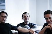 Les trois cofondateurs de StarOfService. © StarOfService