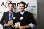 lauréats du Grand Prix 2015 Alliancy_lemag
