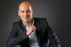 Jocelyn Denis, fondateur et président de Digitaleo. © Digitaleo