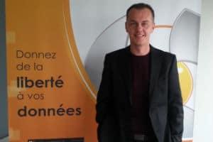 Thierry Thépaud, fondateur de Biboard. © Biboard