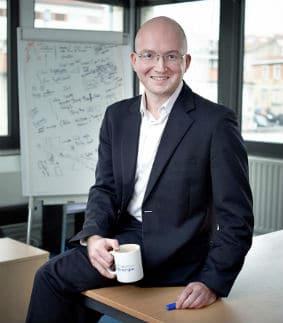 Erwin Guizouarn, CEO et cofondateur d'Energie Evolution. © Energie Evolution
