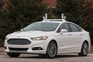 Ford-fusion-autonome@Ford