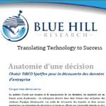 Livre Blanc Blue Hill Research sur Tibco Spotfire