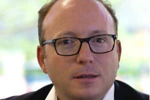 Matthieu Bourguignon, directeur dénéral des ventes France d'Alcatel-Lucent. © Alcatel-Lucent France