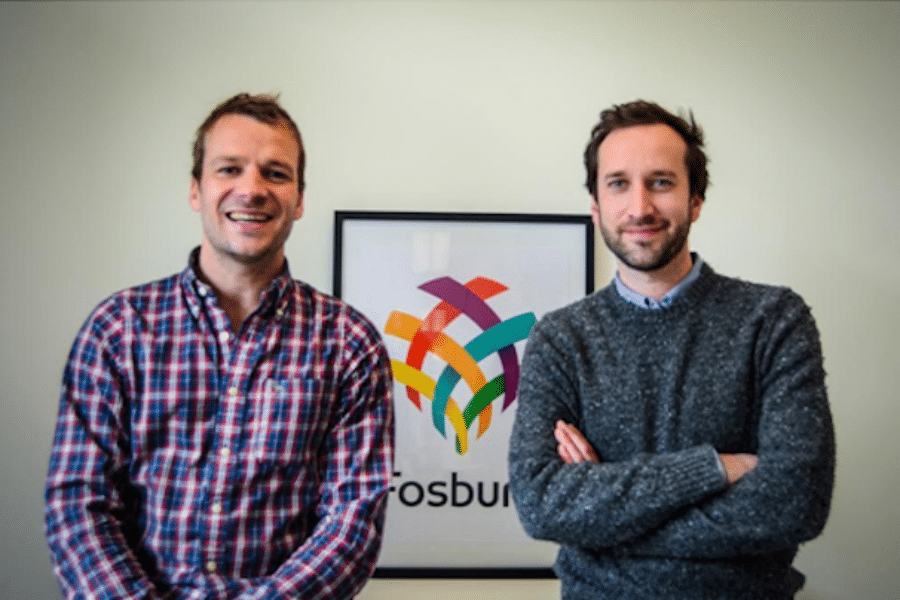 Les fondateurs de Fosburit. © Fosburit