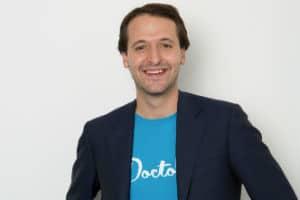 Stanislas Niox-Chateau, cofondateur et CEO de Doctolib. © Doctolib