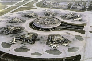 Aéroport international Paris-Charles de Gaulle – Terminal 1 © ADP