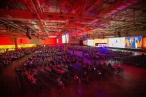 Hall du Kay Bailey Hutchison Convention Center, Dallas © SOLIDWORKS