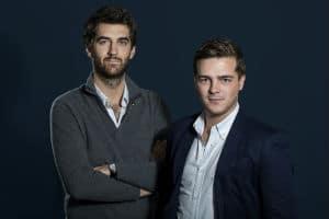 Quentin Soulet de Brugière et Hugo Mercier ont respectivement 25 et 23 ans. © Rythm