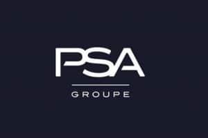 Le nouveau logo © PSA groupe