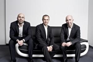 De gauche à droite : Sébastien le Corfec, Ronan le Moal et Charles Cabillic © West Web Valley