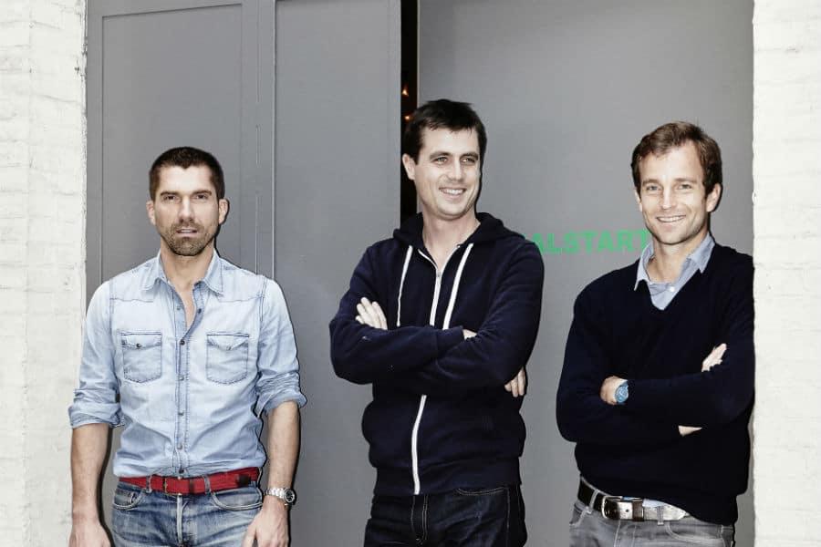Les fondateurs de Legalstart. © Legalstart