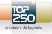 op 250 éditeurs français logiciels