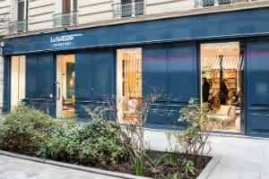 La première boutique La Redoute Intérieurs a ouvert en mars 2016 dans le Marais, à Paris. © La Redoute