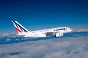 Air-France-KLM a enregistré un chiffre de 26,1 milliards d'euros en 2015.