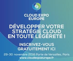 Cloud Expo Europe et Data Centre World Paris