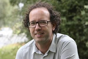Lieven Bertier, responsable produits ClickShare, Barco