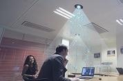 LiFi : Nexity se connecte à la vitesse de la lumière