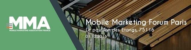 MOBILE MARKETING FORUM PARIS