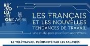 Infographie – Les Français plébiscitent le télétravail et des horaires plus flexibles
