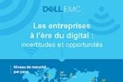 Infographie – Les entreprises à l'ère du digitale