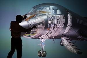 Le Falcon 5X Dassault
