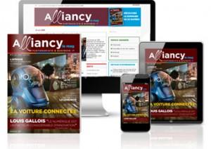 Abonnez-vous et bénéficiez d'Alliancy sur papier, web et tablettes