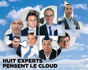 Huit experts pensent le cloud
