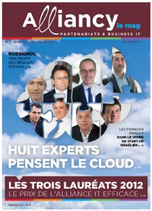 Consulter Alliancy le mag N°1