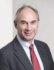 Eric Hutchinson, Directeur financier (CFO) de Spirent