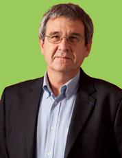 Gérard Giraudon, président du Club des dirigeants de Sophia-Antipolis et de l'incubateur Paca-Est, et directeur du centre de recherche de l'Inria