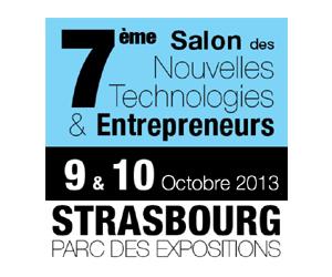 Salon des nouvelles technologies & entrepreneurs partenaire d'Alliancy