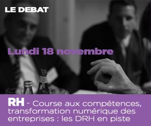Participez au débat d'Alliancy, le mag sur les RH, lundi 18 novembre