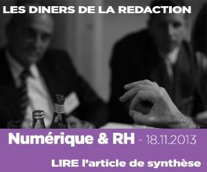 """Diner """"Numériques et RH"""""""