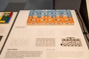 Cet hôpital modulable devrait accueillir 600 patients. © Jacques Ferrier Architecture