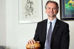 Gilles Battier, Président de SPRING Technologies. © SPRING Technlogies