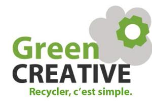 Green Creative  logo