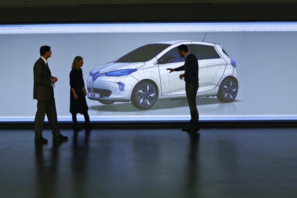 Atelier Conception Renault