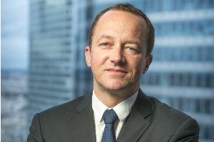 Sylvain Cazard, directeur général de VMware France. © Jim Wallace