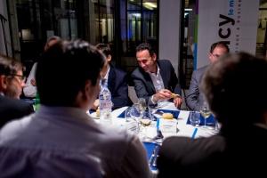 Diner de la rédaction Alliancy - Diner Big Data
