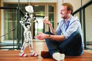 Inria , robot